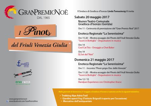 """""""Gran Premio Noè"""" 2017"""