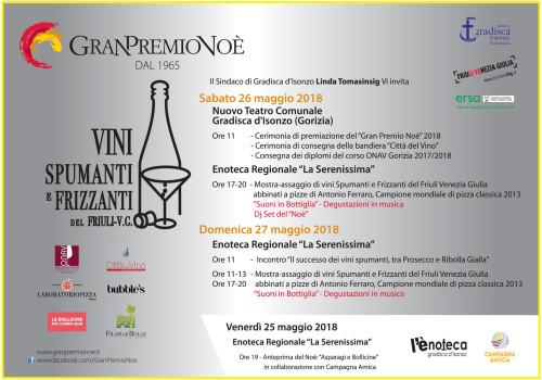 """""""Gran Premio Noè"""" 2018"""